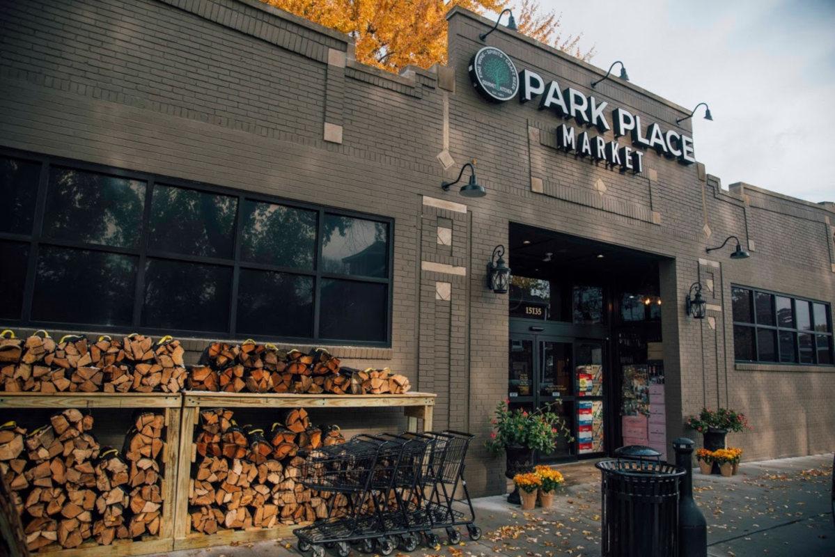 Park Place Market exterior