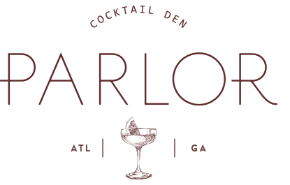 Parlor logo scroll