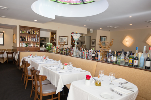Pastina restaurant interior