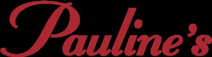Pauline's logo top
