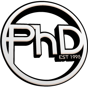 PhD - Pour House Dallas logo