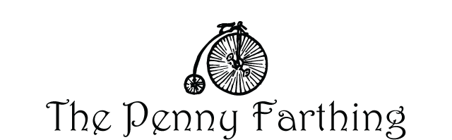 the penny farthing nyc logo