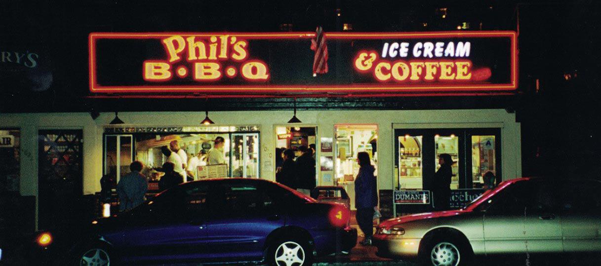 Vintage Phils BBQ Restaurant