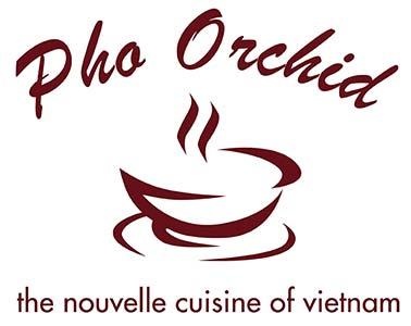 Pho Orchid Restaurant logo