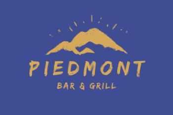 Piedmont Bar & Grill logo