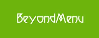 beyond menu logo