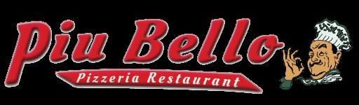 Piu Bello logo top
