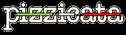 Pizzicata USA logo top