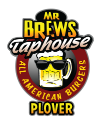 Mr Brews Taphouse - Plover logo top