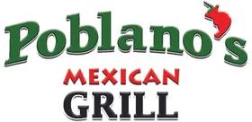 Poblano's Mexican Grill logo top
