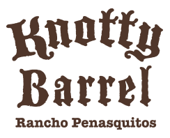 Knotty Barrel Rancho Penasquitos logo top