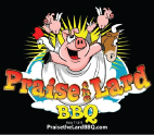 Praise the Lard BBQ logo