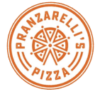 Pranzarelli's Pizza logo top