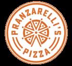Pranzarelli's Pizza logo top