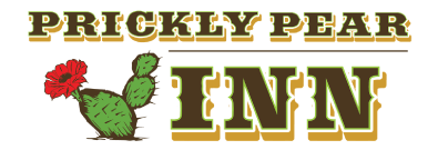 Prickly Pear Inn logo scroll