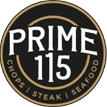 Prime 115 logo top