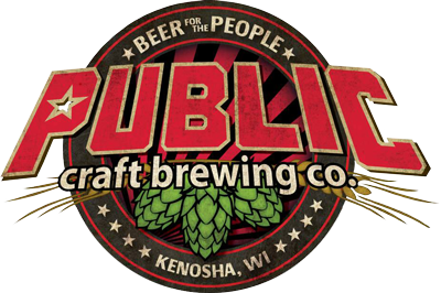 Public Craft Brewing Co. logo top