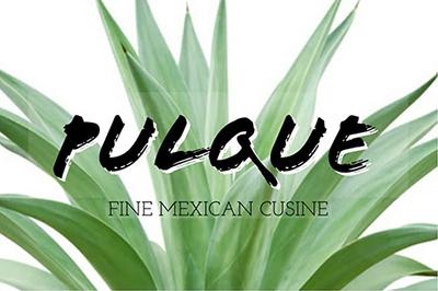 Pulque Fine Mexican Cuisine logo top