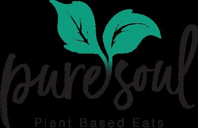 Pure Soul Plant-Based Eats logo top
