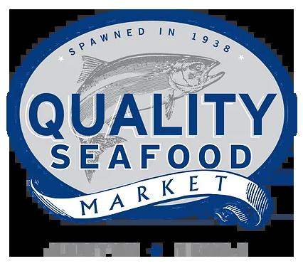 Quality Seafood Market logo top
