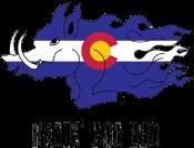 Ragin Hog logo top