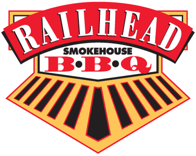 Railhead Smokehouse BBQ logo top