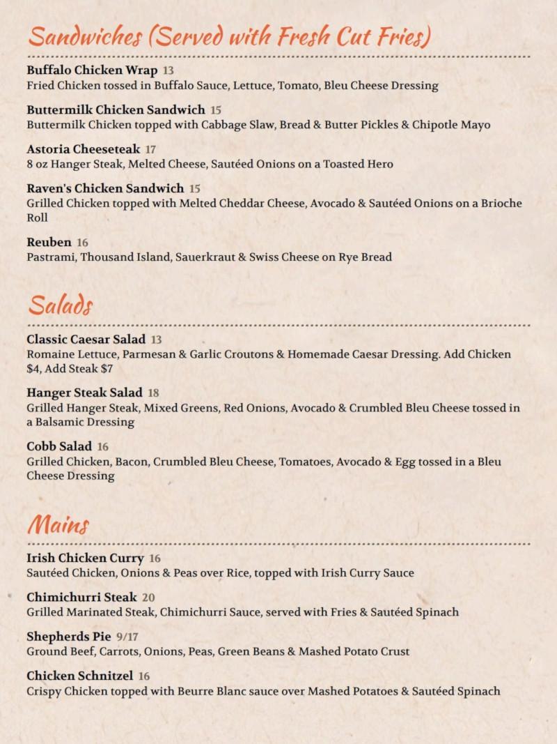 takeout menu 2