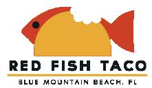 Red Fish Taco logo top