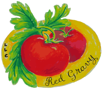 Red Gravy Cafe logo