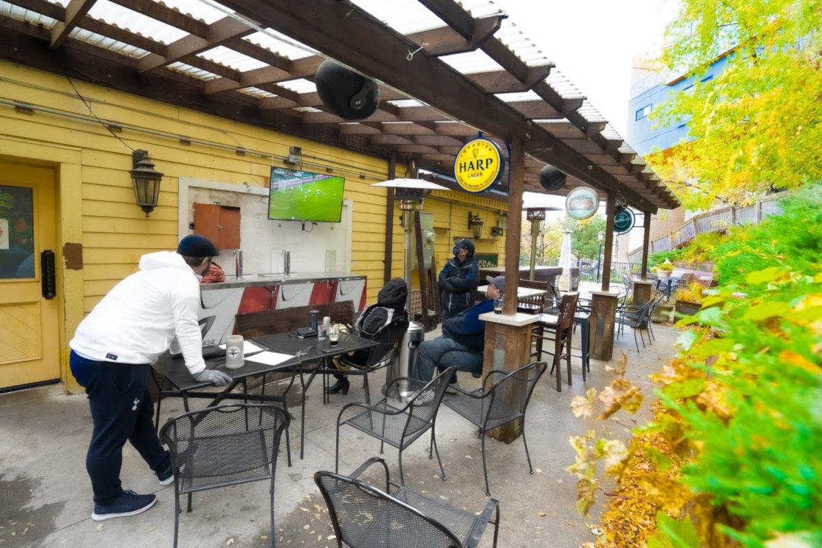 Outdoor, patio