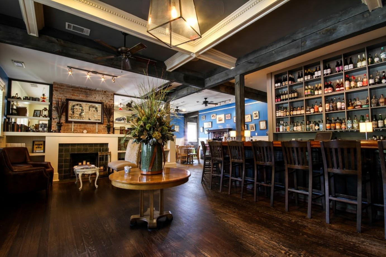 Revival restaurant interior
