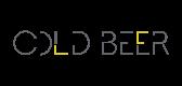 Cold beer logo