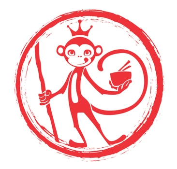 Monkey King Noodle Company-Richardson logo top
