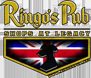 Ringo's Pub logo top