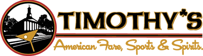 Timothy's Riverfront Grill logo top