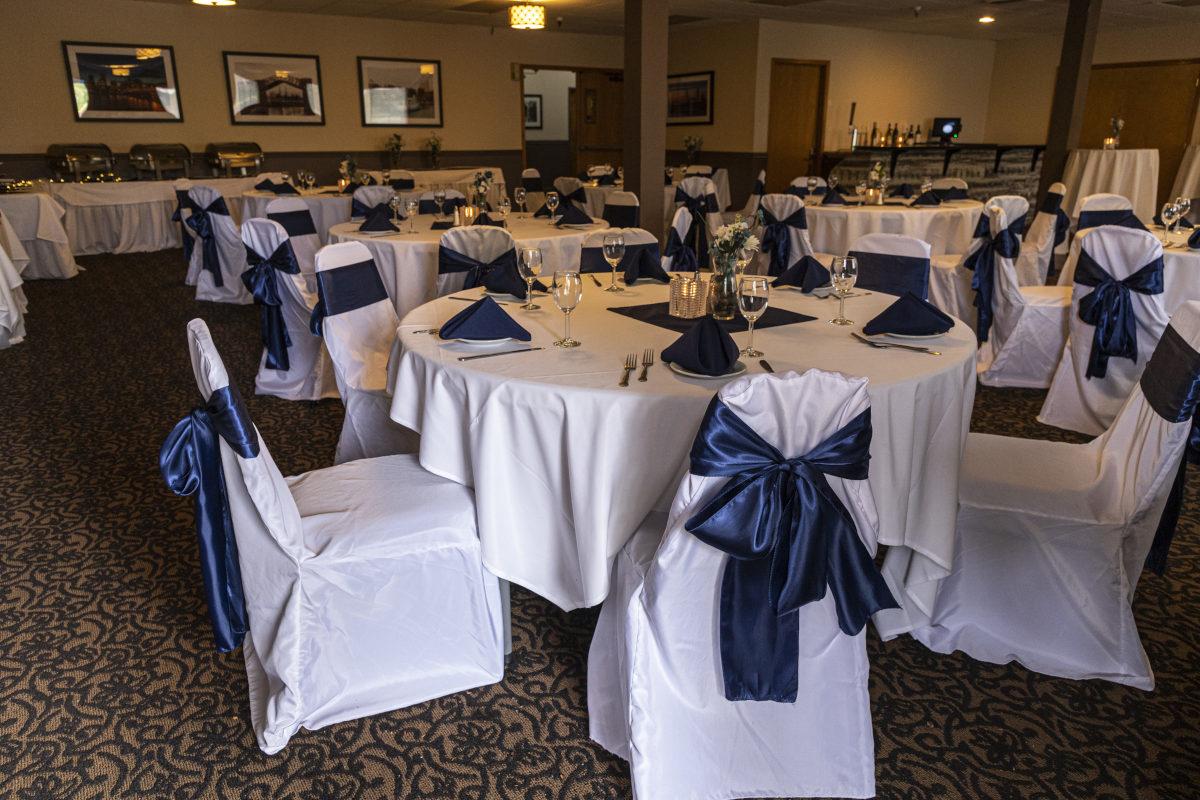 Interior wedding area