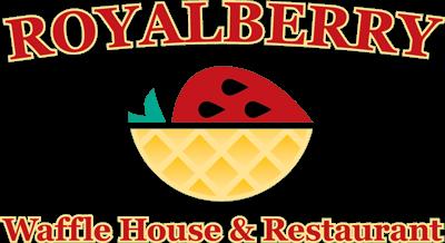 Royalberry Waffle House & Restaurant logo top