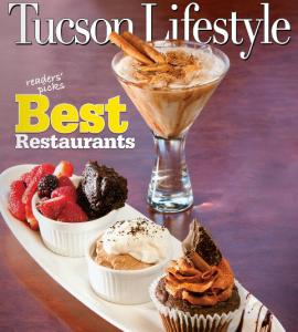 tuscon lifestyle logo