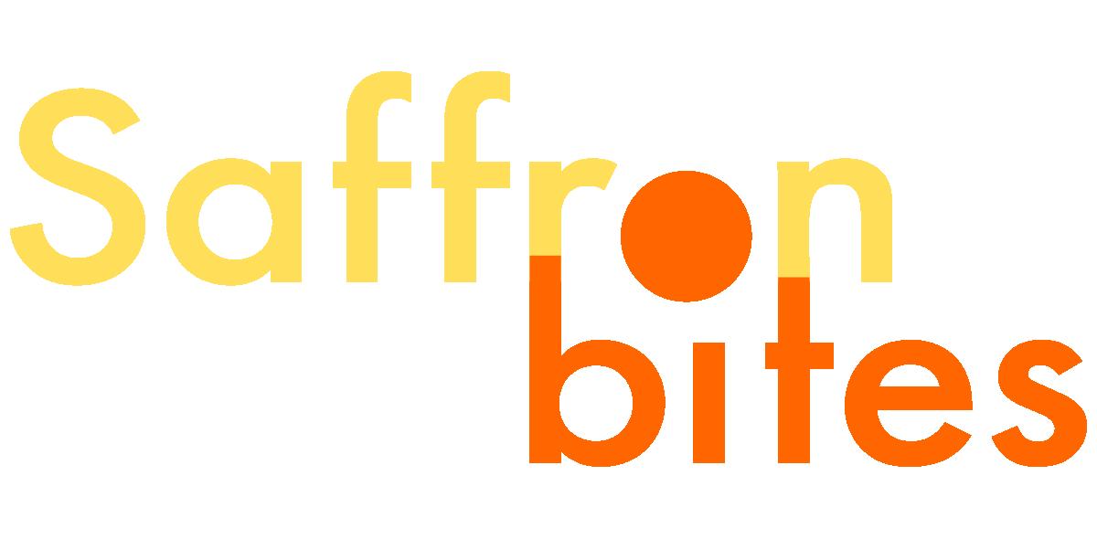 Saffron Bites logo