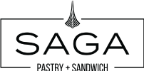Saga Pastry logo