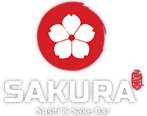 Sakura Sushi & Sake Bar logo top