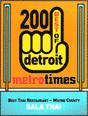 Detroit Metro Times 2001
