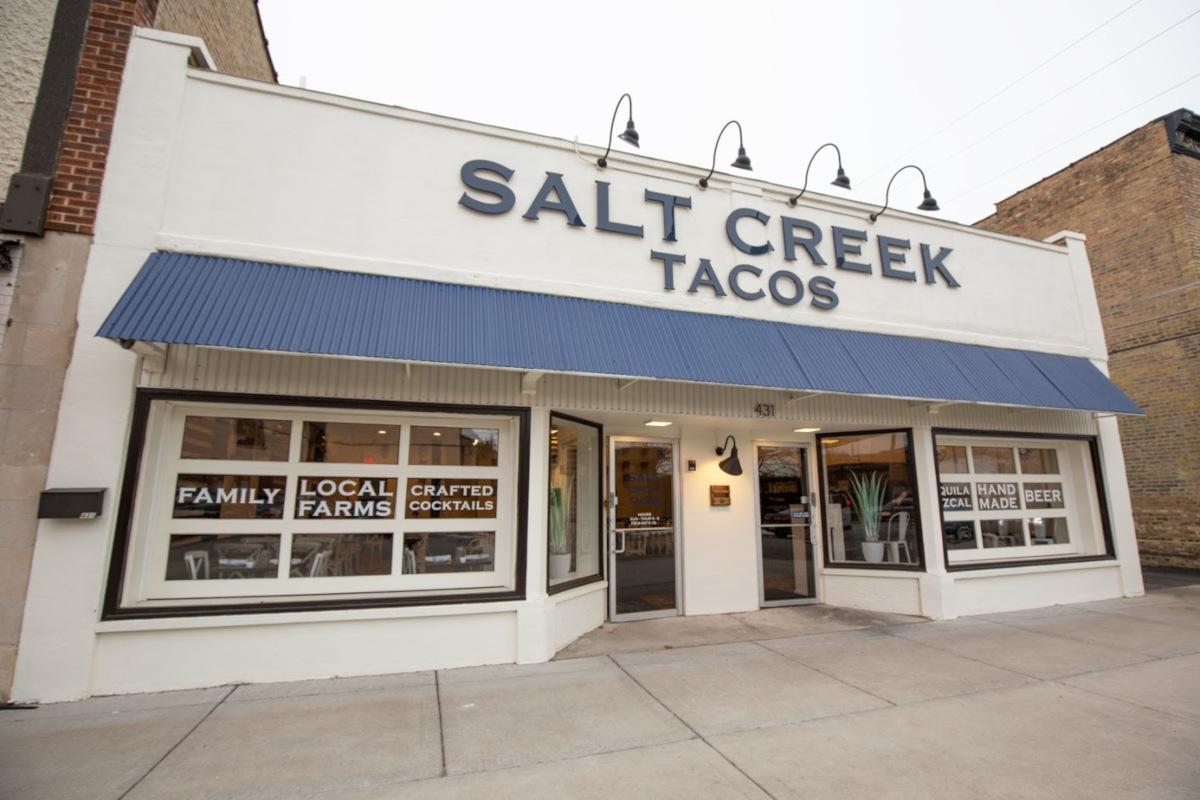 Salt Creek Exterior