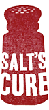 Salt's Cure logo scroll