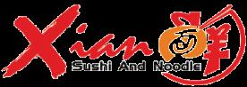 Xian Sushi & Noodle logo top