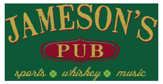 Jameson's Pub logo top