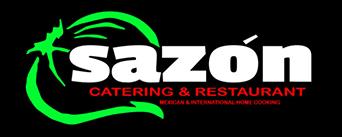 Sazon Mexican Home Cooking logo top