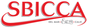 Sbicca Del Mar logo scroll