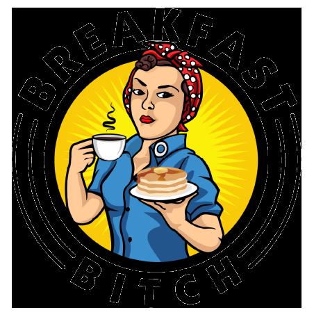 Breakfast Bitch logo top
