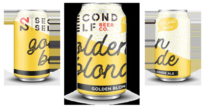 Golden Blonde photo